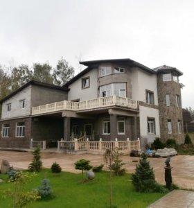 Коттедж, 800 м²