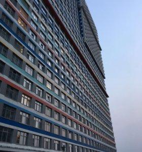 Квартира, свободная планировка, 158 м²