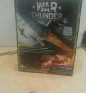 Игровой джойстик War Thunder