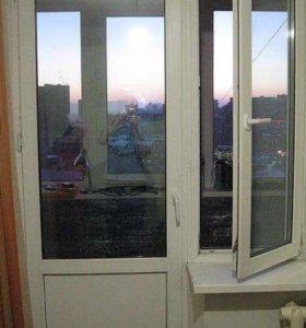 Балконный блок фирмы гутверк