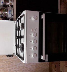 Газовая плита Electrolux EKG950100W