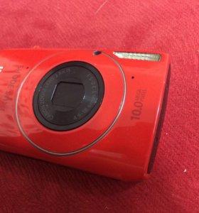 Стильный фотоаппарат