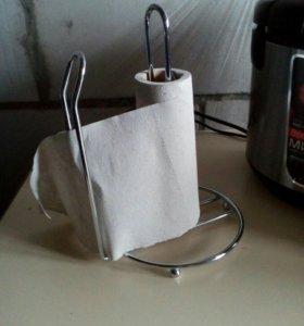 Подставка под бумажное полотенце, настольная.