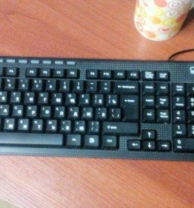 Клавиатура CBR