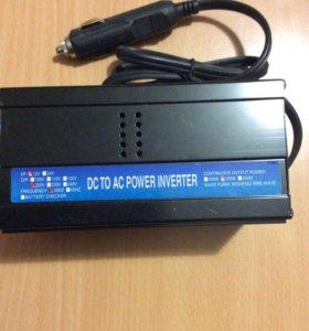 Инвертор 12v/220v 150w