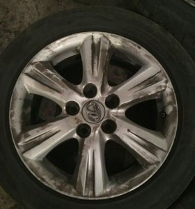 Литье Lexus is250