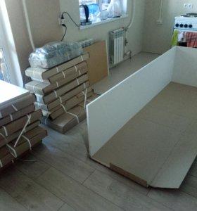 Сборка корпусной мебели на дому.