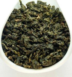 Китайский Зеленый Чай Молочный улун #1