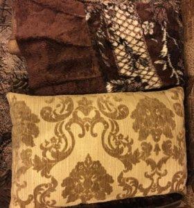 Подушка и покрывало на Кресло