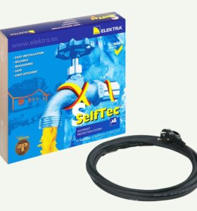 Саморегулируемый греющий кабель для труб SelfTec
