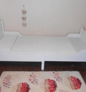 Кровать детс. раздвижн. IKEA ( от 5 до 16 лет)