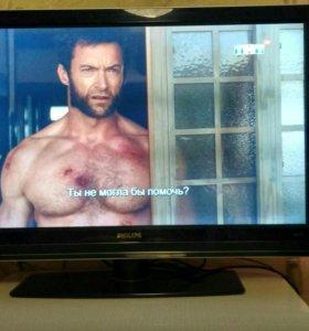 Телевизор Philips 107 см