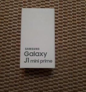 Новый SAMSUNG GALAXY J1 mini prime
