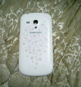 Крышка на samsung galaxy S3 mini