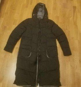 Куртка зимняя (Stradivarius)