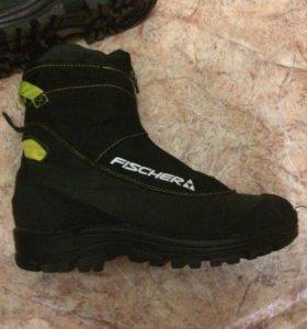 Ботинки зимние Fischer размер 44