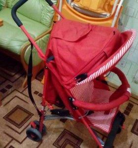 Летняя коляска-трость ,очень удобная