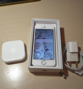 IPhone 5s gold, 32гб
