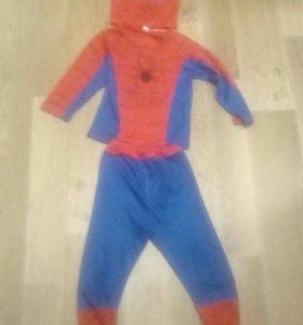 Продам новогодний костюм человека паука