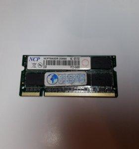 Оперативная память NCP SODIMM DDR2-800 2048MB