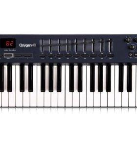 M audio 49 oxygen