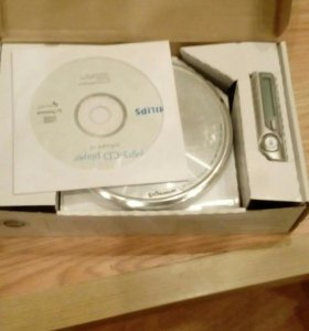 MP3-CD плеер PHILiPS