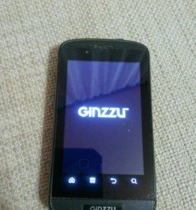 Смартфон Ginzzu R8 dual