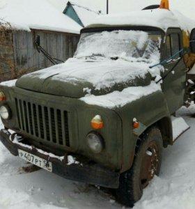 Ассенизатор ГАЗ 53.1993г