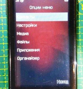 МТС trendy touch 547 смартфон