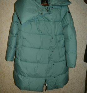 Куртка пуховик 46-48
