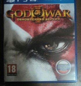 God of war на playstation 4