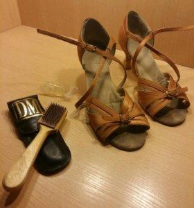 Профессиональные бальные туфли