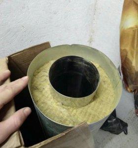 Сэндвич дымоход труба 115-200