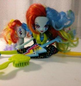 Набор My Little Pony Equestria Girls