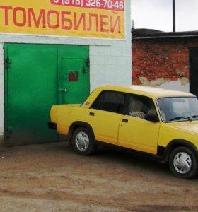 """Автомастерская """" Добрые Люди"""" в Ожерелье."""