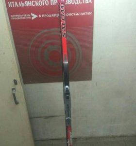 Беговые лыжи Salomon equipe 6 combi