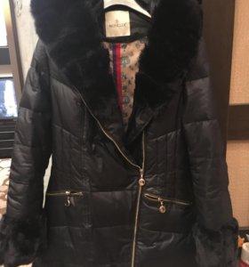 Куртка зимняя, размер 44-46