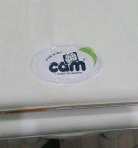 Пеленальный столик с ванной CAM