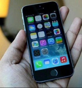 IPhone 5S на 16 gb (оригинал)