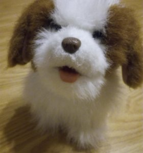 Игрушка-собака интеррактивная