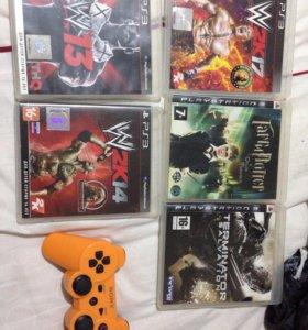 Джойстик и игры на PS3