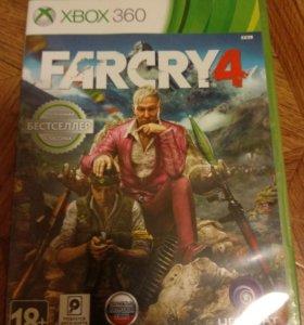 Игра для Xbox 360 Far Cry 4