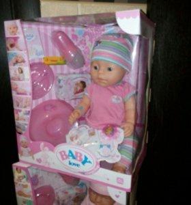 Кукла Пупс НОВЫЙ