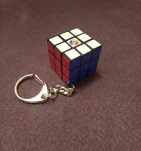 Кубик-рубика (брелок)