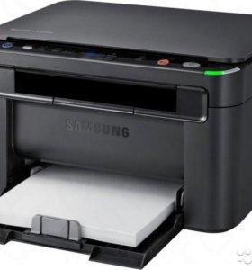 Лазерный мфу Samsung Принтер, сканер, копир (A4)