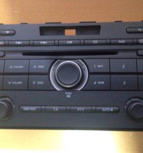 Штатная магнитола Mazda CX-7