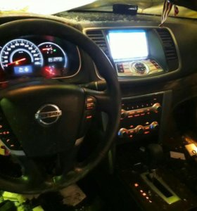 Торпеда , элементы салона Nissan Teana J32