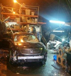 Авторазборка Nissan Teana Ниссан теана 32 3.5