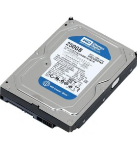 Жесткий диск WD sata2  250gb