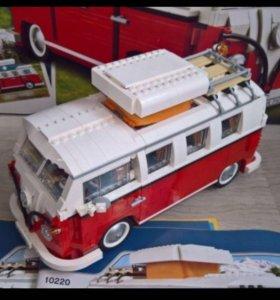 Конструктор лего Lego 10220 автобус (оригинал)
